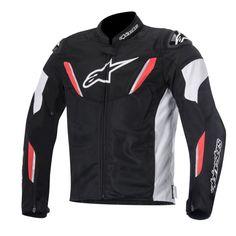 Alpinestars T-GP R Air Jacket - Black/White/Red - Large