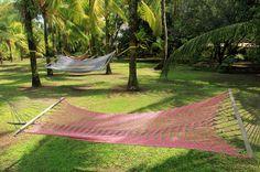 turtle beach lodge hammocks   - Costa Rica