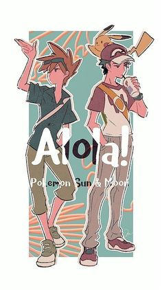 Pokemon Red and Blue in Sun and Moon game Pokemon Manga, Pokemon Alola, Pokemon Ships, Pokemon Comics, Pokemon Games, Pikachu, Pokemon Store, Pokemon Red Blue, Pokemon Special