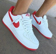 brand new 21ac4 d2bbc NIKE AIR FORCE 1 Men Breathable Running Shoes AF1 (Customized)
