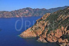 Les calanques de Piana - Sites remarquables Corse - My Corsica