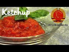 Tomatenketchup (von: Heike & Juliane) - Essen in der DDR: Koch- und Backrezepte für ostdeutsche Gerichte | Erichs kulinarisches Erbe