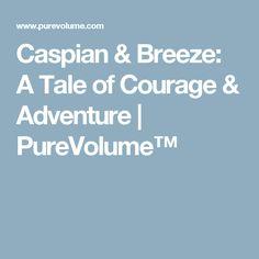 Caspian & Breeze: A Tale of Courage & Adventure | PureVolume™
