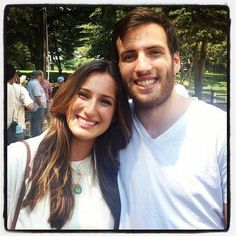 Jessica and Evan Springsteen