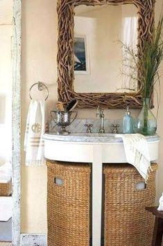 Under Pedestal Sink Storage Under Pedestal Sink Storage, Sink Organizer, Sink Accessories, Diy Storage, Vanity, Cabinet, Dressing Tables, Clothes Stand, Powder Room