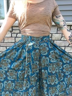 LuLaRoe Perfect T + Madison skirt! Join me in my online shopping group to find these styles for sale by clicking this link: https://www.facebook.com/groups/1157766180951715/