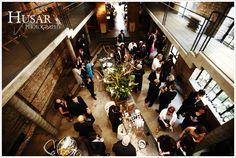 A New Leaf flower shop / wedding venue, Chicago