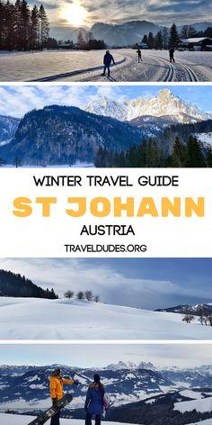 Skiing in St Johann in Tirol – Winter Guide – Best Europe Destinations Travel Pictures, Travel Photos, Visit Austria, Travel Videos, Europe Destinations, Adventure Travel, Adventure Awaits, Winter Travel, Spain Travel
