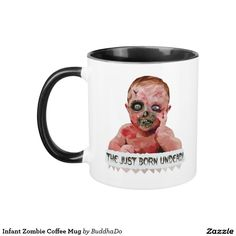 Infant Zombie Coffee Mug