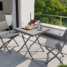 Das Perfekte Plätzchen Zum Frühstücken   Mit Gartenmöbel Von BAUHAUS. |  Balkon U0026 Terrasse | Pinterest