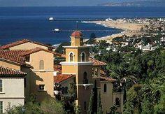 Marriott Newport Coast Villas - Have spent two separate beautiful weeks here on trade.