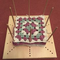 Crochet Blocking board by RosiesMoments on Etsy https://www.etsy.com/uk/listing/271917692/crochet-blocking-board
