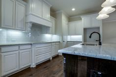 Shaddock Homes - Park Place Estates #ShaddockHomesTX #Kitchens #KitchenDecor