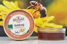 Kräftig-würziger Waldhonig aus ökologischer und bienenfreundlicher Imkerei in Deutschland – das ist der neue Breitsamer Honigbecher.