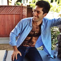 An In-Depth Analysis Of How Hairy Nev Schulman Really Is