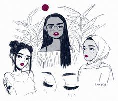 faq / my art Cartoon Drawings Of People, Disney Drawings, Drawing People, Art Drawings, Art Sketches, Cartoon Drawing Tutorial, Cartoon Girl Drawing, Witch Drawing, Comic Tutorial