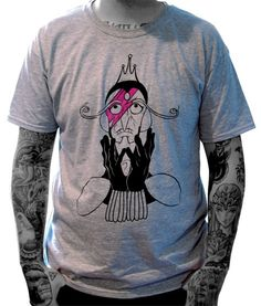 I needs one....Venture Brothers Sovereign Monarch Shirt