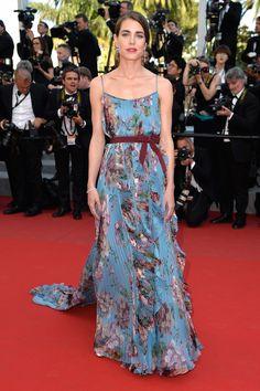 Charlotte Casiraghi de Gucci - Cannes 2015
