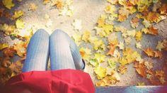 Autumn legs in Paris
