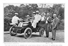 Di Dion Boutoun Auto from Grenada Handbook 1907