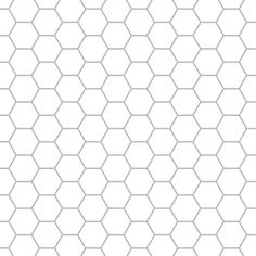 20-cool_grey_light_NEUTRAL_large_hexagon_outline_12_and_a_half_inch_SQ_350dpi_melstampz by melstampz, via Flickr