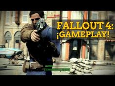 Fallout 4 - Gameplay y análisis - YouTube