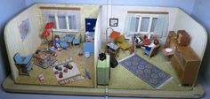 Cold War dollhouses from the Socialist paradise of East Germany | Dangerous Minds