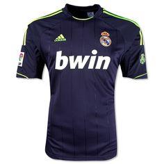 12/13 Real Madrid Jersey #7 RONALDO Jersey Away Soccer Jerseys