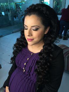 Hair y makeup Denisse