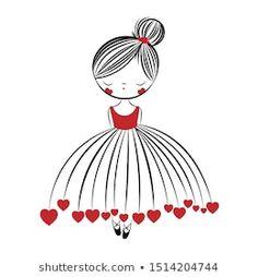 Portfólio de fotos e imagens stock de Toma Sya | Shutterstock Cute Easy Drawings, Art Drawings For Kids, Pencil Art Drawings, Art Drawings Sketches, Sketch Art, Sketch Ideas, Drawing Designs, Drawing Ideas, Art Du Croquis
