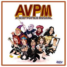 """""""A Very Potter Musical"""" Soundtrack Album Pay-What-You-Want Digital Music Download via Bandcamp.Com ... #HarryPotter"""