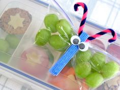 Make crafty Butterfly Snack Packs to save 50% on packaged kids food | Squawkfox