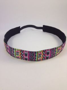 A personal favorite from my Etsy shop https://www.etsy.com/listing/225000952/multi-colored-aztec-pattern-non-slip