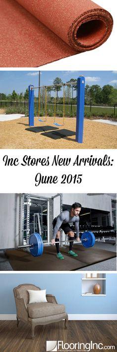 Inc Stores New Arrivals: June 2015