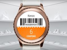 Video: Avail digital coupons and offers on the Gear S2 using FidME