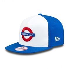 8bb0157fc81 London Underground Mind The Gap 9FIFTY Snapback Mind The Gap