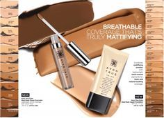 Comparison of Foundations for Oily Skin - Result Will SHOCK You | Shop Avon Brochure Online - Avon Products 2018