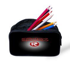 9ad46447ce7 Roblox Pencil Case Pencil Bags, School Supplies, Zip Around Wallet, Print  Design,