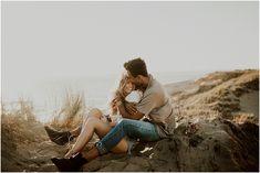 Cape Kiowanda : Ben + Amy – India Earl Photography