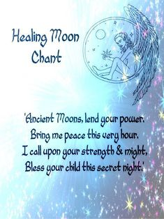 Healing Spell -moon chant