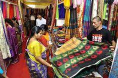 National silk expo 2015 begins in Hyderabad