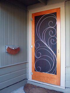 Front Door With Storm Door Ideas