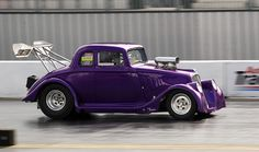33 Willys race car