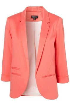 Of course this sold out! #1 item I MUST HAVE right now!!! Coral Blazer!!!