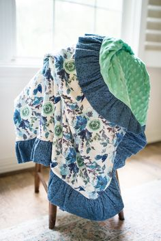 Crochet Headband Pattern, Afghan Crochet Patterns, Quilt Patterns, Blanket Patterns, Large Blankets, Baby Blankets, Ruffle Blanket, Baby Sewing Projects, Personalised Blankets