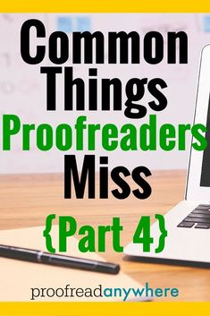 Common Things Proofreaders Miss - Part 3 . Check out this list of common things proofreaders miss when proofreading transcripts for court reporters. Earn Money From Home, Earn Money Online, Way To Make Money, Earning Money, Online Income, Money Fast, Online Earning, Work From Home Opportunities, Work From Home Jobs