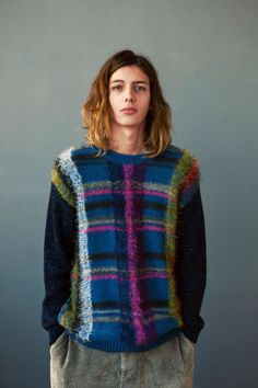 wgsn:  James Long's awesome capsule jumper collection for Topman - WANT!