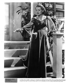 Bette Davis in a production still for The Letter (1940).