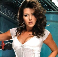 Alicia Machado: Sexy Spanish Soap Star