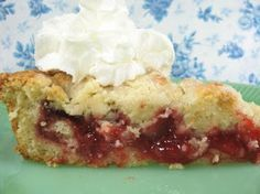Coleen's Recipes: BERRY RIPPLE TEA CAKE (KNOWN IN MY HOUSE AS THE BEST COFFEE CAKE IN 10 YEARS!) (Seriously!)
